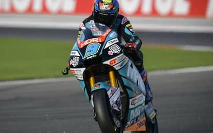 Libere Moto2: 1° Navarro, Marini è subito dietro