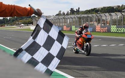 Moto2, vince Martin. Bastianini, festa rimandata
