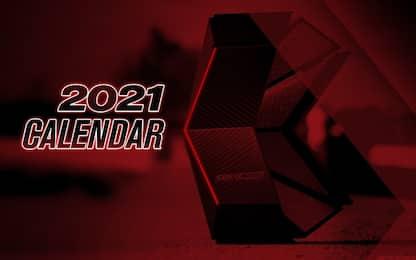 Superbike, il calendario provvisorio del 2021