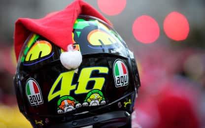 Dalla MotoGP alla SBK: speciali di Natale su Sky