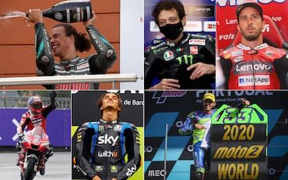 Da Rossi a Dovi, il 2020 dei piloti italiani. FOTO