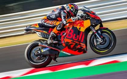 KTM resta in MotoGP fino al 2026