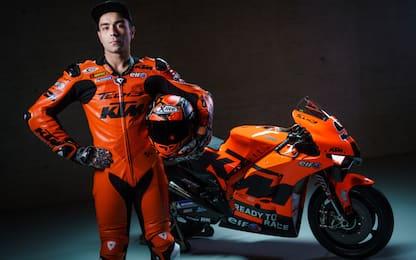 Tech3, svelata la KTM di Petrucci: tutta arancione