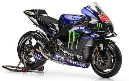 Una livrea più elegante: svelata la Yamaha 2021