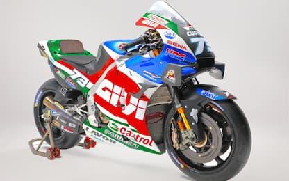 Honda LCR, i dettagli della moto di Alex Marquez