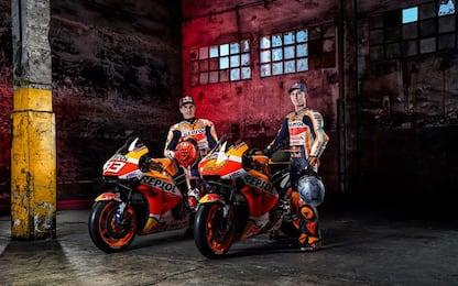 Marc Marquez-Espargaro, svelata la nuova Honda