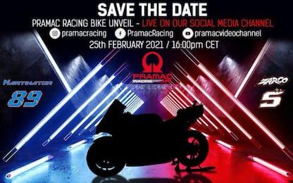 Pramac Racing, la presentazione LIVE su Sky