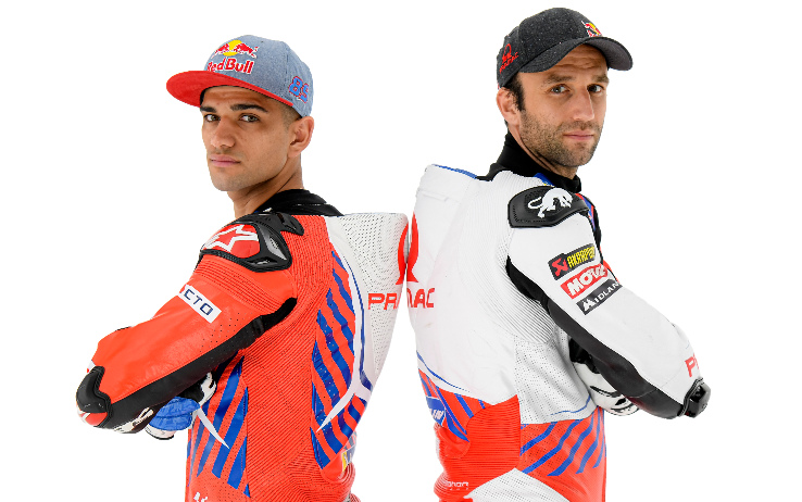 Pramac Racing 2021, la coppia