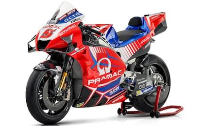 Pramac Racing, versione factory delle Desmosedici