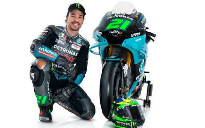 "Morbidelli: ""Team speciale, pronti per ripartire"""