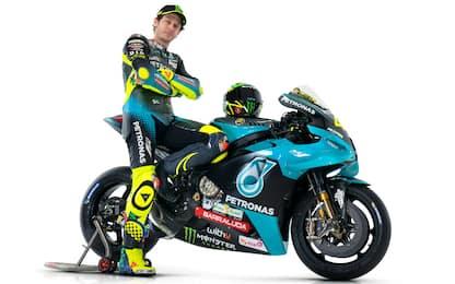 Rossi, in Petronas l'ambiente giusto per ripartire