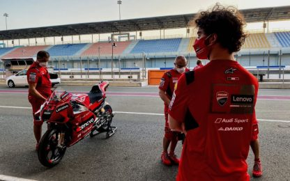 MotoGP, i test di Losail LIVE dalle 12