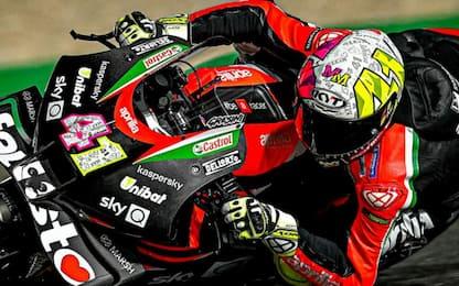 Aprilia in grande forma, Ducati c'è: day-3 in FOTO