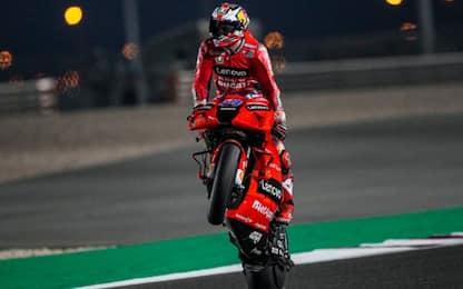 Libere, doppietta Ducati: 1° Miller, 2° Bagnaia