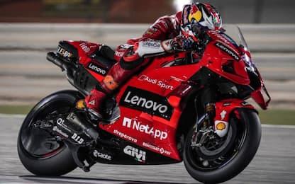 Losail: Ducati da record con Miller, 2° Quartararo