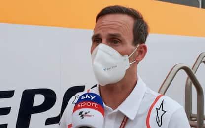 """Honda, Puig a Sky: """"Marquez tornerà al 100%"""""""