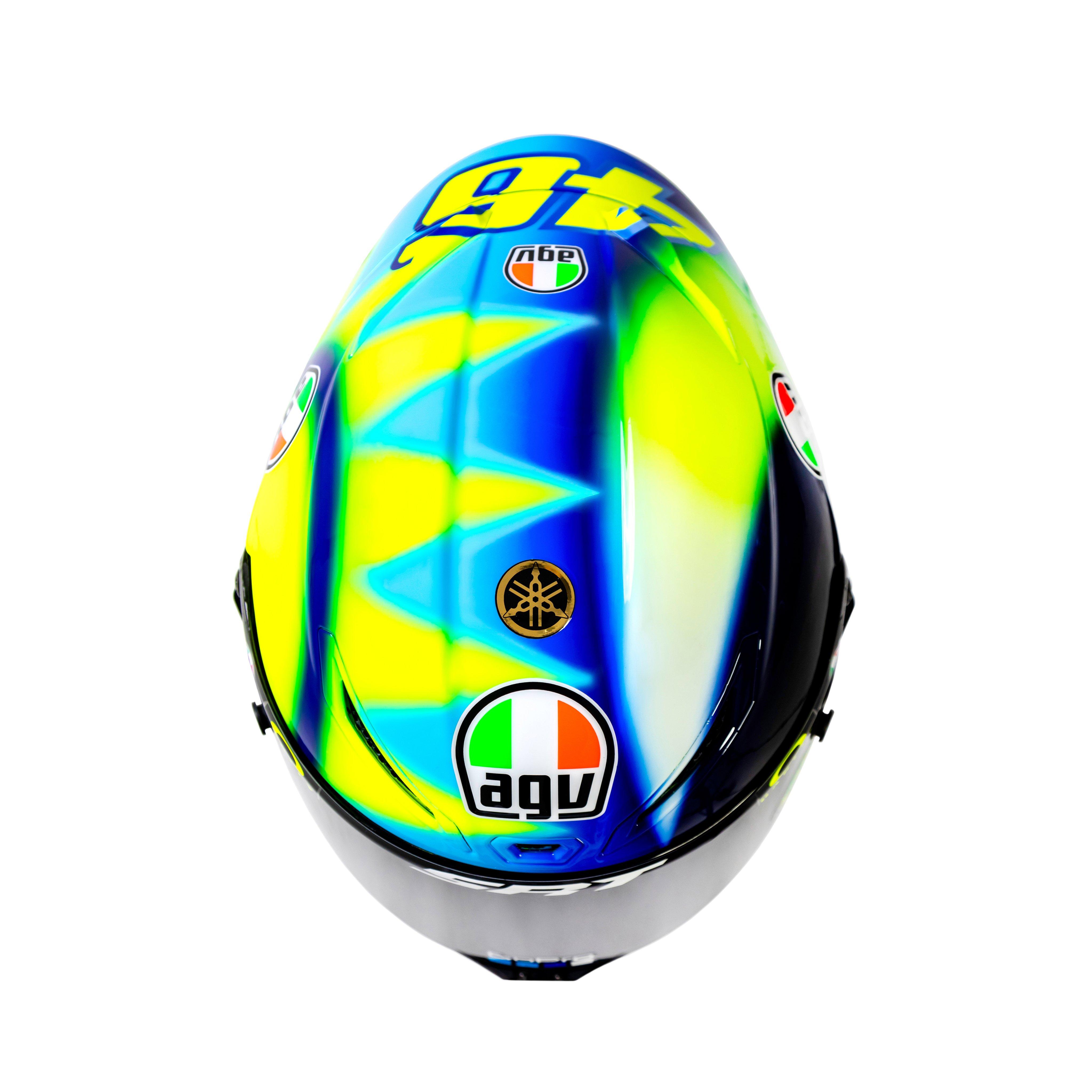 Rossi casco 2021