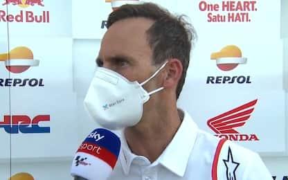 """Honda, Puig: """"Marc Marquez a Portimao? Speriamo"""""""