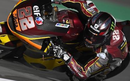 Moto2, pole di Lowes a Losail. 4° Bezzecchi