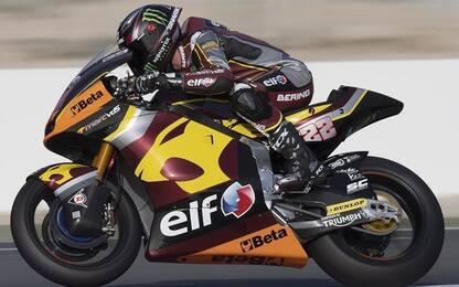 Moto2, trionfo di Lowes. 3° Di Giannantonio. VIDEO