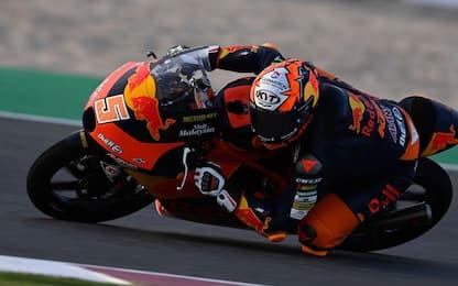 Moto3, vittoria di Masià. 2° Acosta, 6° Antonelli