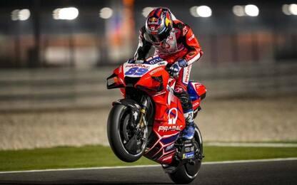 Martín, è nata una stella. GP Doha Live alle 19