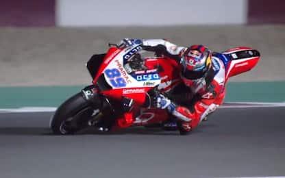Doha, la pole è del rookie Martín. Bagnaia sesto