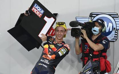 Moto3, Acosta ha riscritto la storia