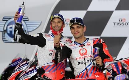 Ducati Pramac, gara da sogno: i temi del GP Doha