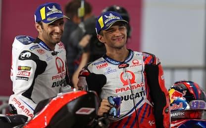 Zarco e Martin, la coppia che fa sognare la Ducati
