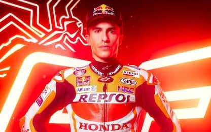 """Honda: """"Marquez è guarito, a Portimao correrà"""""""