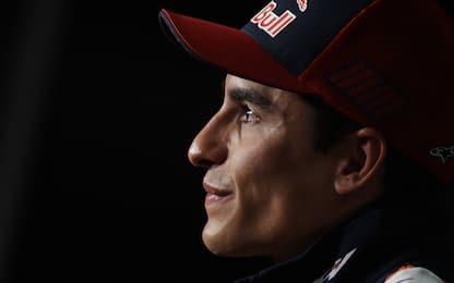 """Marquez: """"Ho temuto fosse finita con la MotoGP"""""""