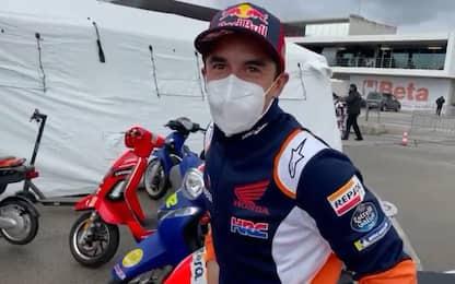 Visita medica ok, Marquez può correre a Portimao