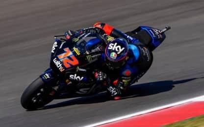 Moto2: Lowes scatta dalla pole, 5° Bezzecchi