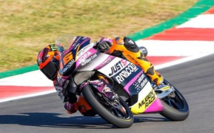 Moto3, grande Italia: Migno in pole, 2° Foggia