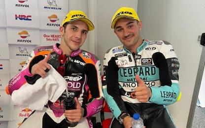 Moto3: vittoria di Acosta, 2° Foggia e 3° Migno