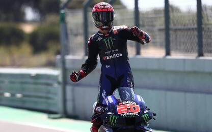 Dal Qatar a Portimao, Yamaha cala il tris