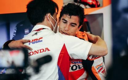 Marquez umano, Marquez più forte. E ora Jerez
