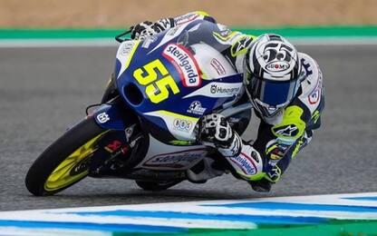 Moto3: successo di Acosta, 2° Fenati, 4° Migno