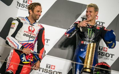 Le Mans, il programma su Sky: gara MotoGP alle 14