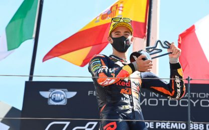 Moto3, fenomeno Acosta: punta al record di Vinales