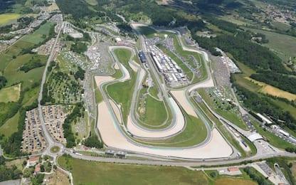 Mugello, il GP d'Italia si svolgerà a porte chiuse
