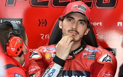 Le Mans, Bagnaia deve sfidare un meteo avverso