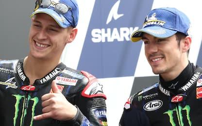 Le Mans, doppietta Yamaha. la griglia