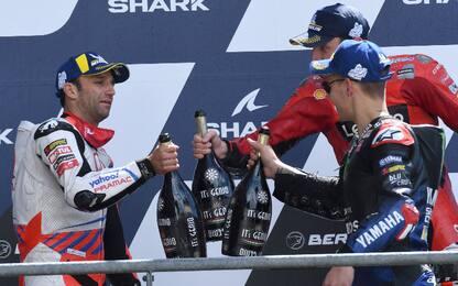 Tre Ducati dietro Quartararo: la classifica