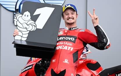 Miller, ufficiale: rinnovo con Ducati per il 2022