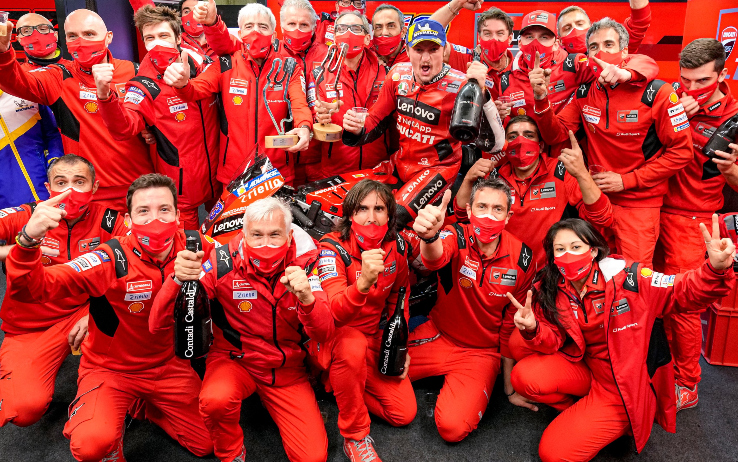 Ducati, Le Mans