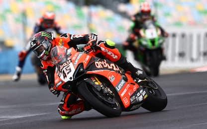 Da Ducati a Kawasaki, Factory team all'attacco