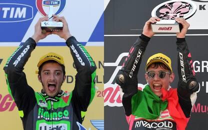 Da Iannone ad Arbolino, i vincitori in Moto2-Moto3