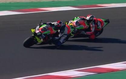 """""""We riders"""": Meda e Sanchini in pista con Aprilia"""